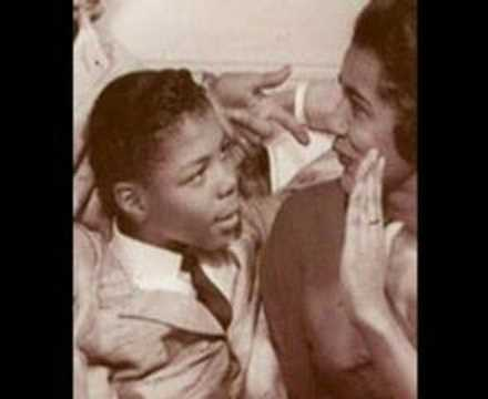 Frankie Lymon, interview with his brother (1 of 3) - YouTube Elizabeth Waters Lymon