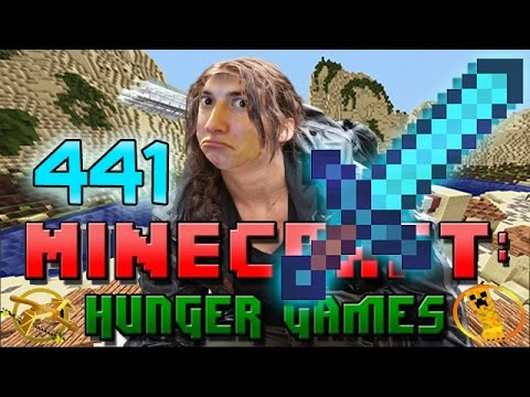ITS SO HOT AND SWEATY Minecraft: Hunger Games w Mitch Game 441