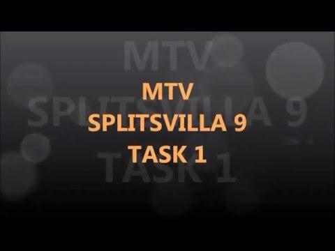 ANKUR PATEL MTV SPLITSVILLA-9 TASK 1