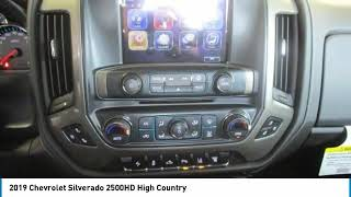 2019 Chevrolet Silverado 2500HD 2019 Chevrolet Silverado 2500HD High Country FOR SALE in Swansboro,
