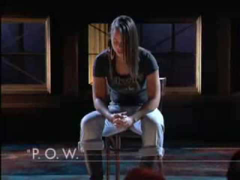 Def Poetry Jam - Alicia Keys - POW