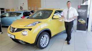 Review of the 2014 Nissan Juke