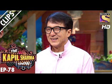 Kapil Welcomes  Jackie Chan To The Show – The Kapil Sharma Show - 29th Jan 2017