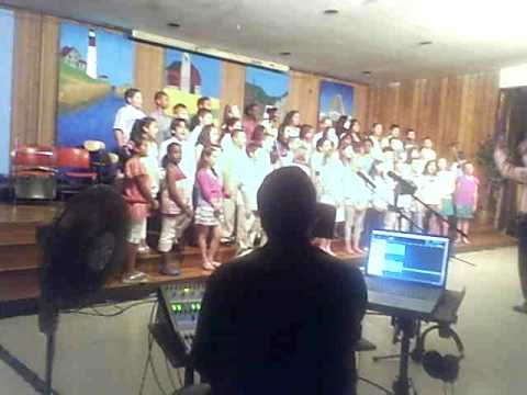 Davenport Ridge School 5th Grade Chorus (Marry Had A Little Blues