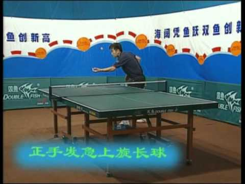 Excellent World Champions Teach You How To Play Table Tennis (16DVDs)