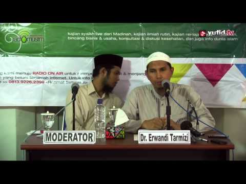 Kajian Ekonomi Syariah: Dampak Harta Haram Bagi Pribadi Dan Masyarakat - Dr. Erwandi Tarmizi, M.A.