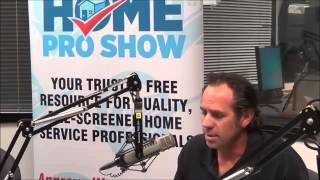 Imperial Custom Cabinets Local Craftsmanship on The Home Pro Show