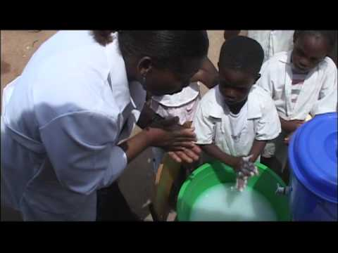 UNICEF: Schools for Africa - Handwashing