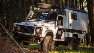 Matzker mdx Land Rover Defender Expeditionsfahrzeug ■ Test ■ EXPLORER Magazin