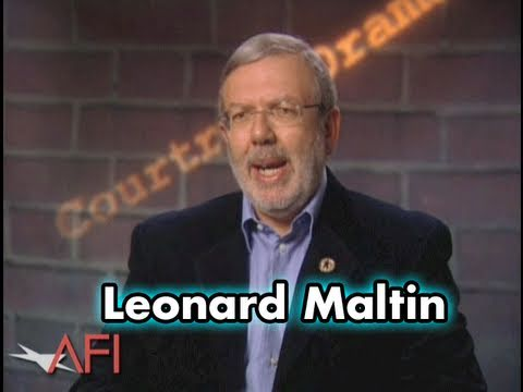 Leonard Maltin On ANATOMY OF A MURDER