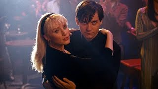 Peter Parker & Gwen Stacy - Jazz Club Dance Scene - Spider-Man 3 (2007) Movie CLIP HD
