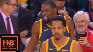 Golden State Warriors vs Toronto Raptors 1st Qtr Highlights | 12.12.2018, NBA Season