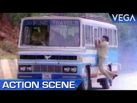 Sathyaraj Attacks The Reaper || Vidinja Kalyanam Movie || Action Scene thumbnail