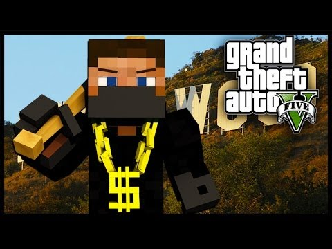 Minecraft GTA V Mod Grand Theft Auto 5 SWAG GEAR
