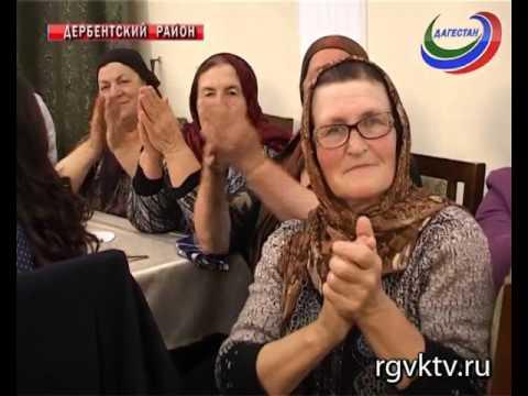 В пос. Белиджи чествовали заслуженного военного летчика России Тагира Гаджиева