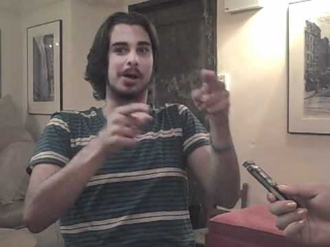 Joey Richter - Funny moment in AVPS