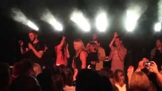 "KONZERTCRASH 2014 !!! Damon Paul feat. Daniel Schuhmacher "" LOSE CONTROL""   Stuttgart 12.07.2014"