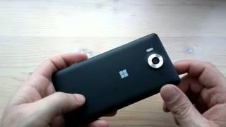 Неделя с Lumia 950