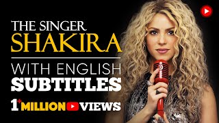 ENGLISH SPEECH | SHAKIRA: Education Changes the World (English Subtitles)