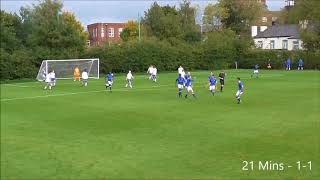 Youth Team Goals Oldham Athletic 2 - 3 Chesterfield