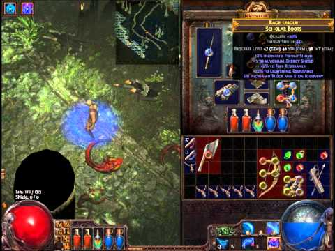 Path of Exile - Shock Nova Templar Build Overview