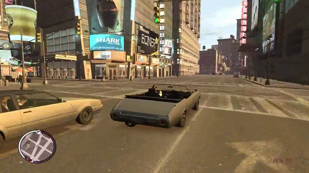 GTA Episodes From Liberty City gameplay (PC) - YouTube