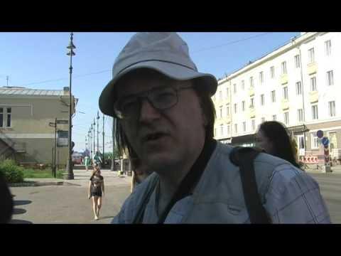 Дмитрий Мыльников в Томске о..., часть 1.