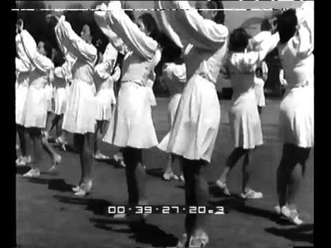 L'accademia femminile di educazione fisica
