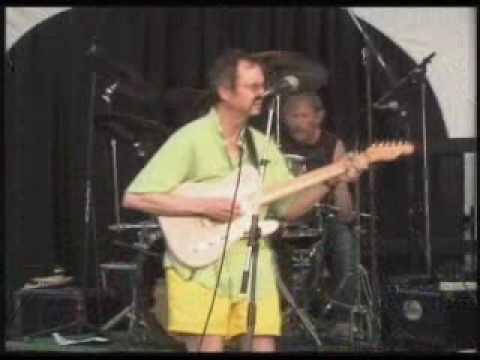 Dan Bonow - Northwest Rock Legends '08 - Sittin' In a La La