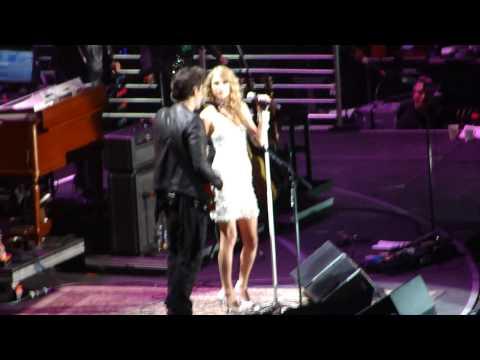 Half Of My Heart  John Mayer ft Taylor Swift @ Jingle Ball NYC 121109