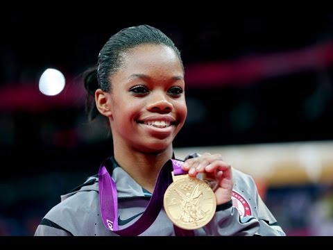 Gabby Douglas Wins Gold & Lands Role on