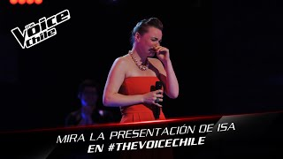 The Voice Chile | Isa Bornau - La exiliada del sur