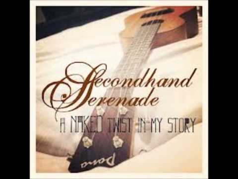 Like A Knife ( A Naked Twist In My Story ) Secondhand Serenade Karaoke video