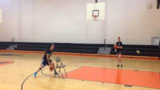 Jordan Stover Workout