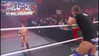 WWE The Miz Gets Interrupted for 6 Minutes Really Funny