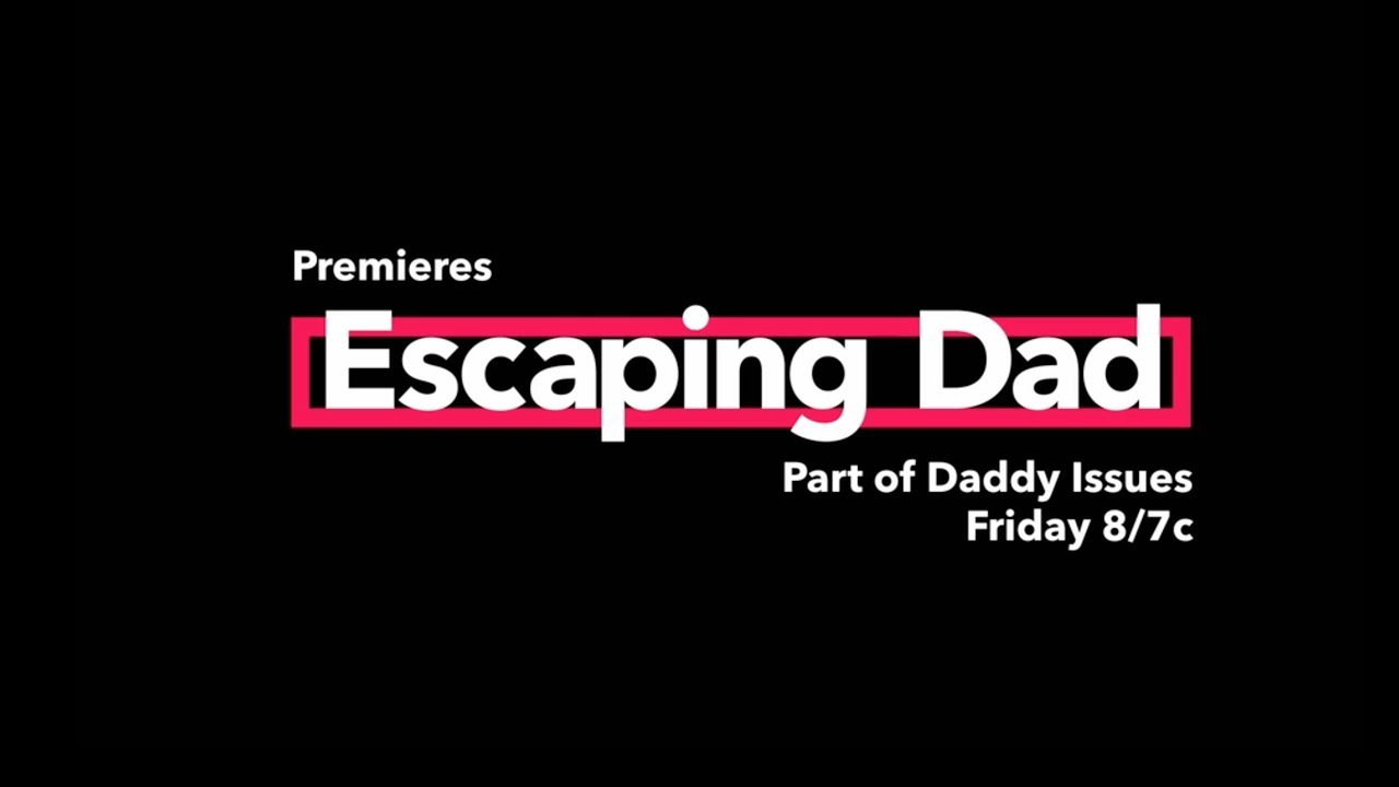 Download Escaping Dad Poster