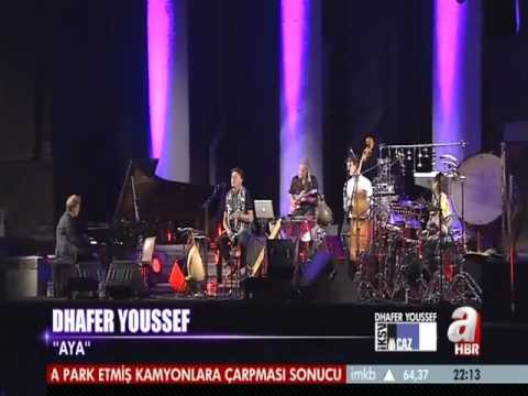 Dhafer Youssef&Hüsnü Şenlendirici 'dance of the invisible dervishes' 19.07.2012 istanbul
