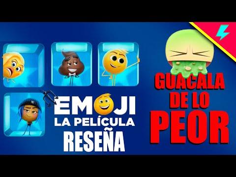 LA PEOR PELICULA DEL AÑO - Emoji la película - Reseña