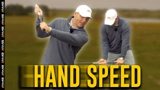 Increase Your Hand Speed While Shallowing The Club 🏌️‍♂️