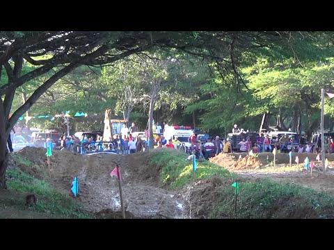 RUSTY TRACK EN CUMAREBO 9 2 14 SEGUNDA PARTE/ 5
