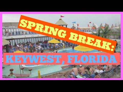 SPRING BREAK: KEY WEST, FLORIDA!!