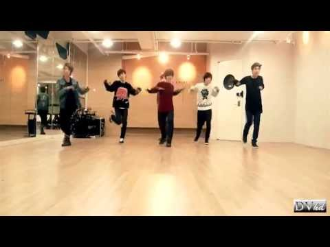 Boyfriend - I Yah (dance practice) DVhd