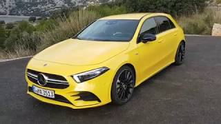 Mercedes-AMG A 35 2019 - CarBuyer Singapore Walkthrough