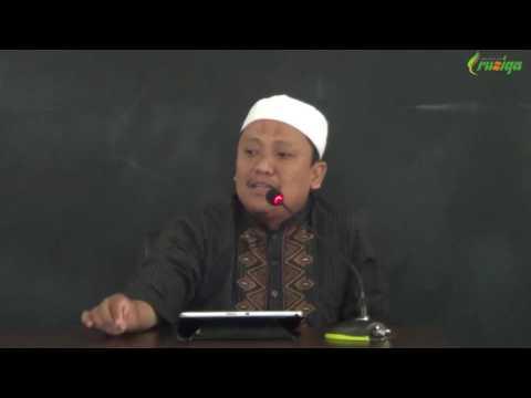 Ustadz Suhuf Subhan - Nasehat Buat Pemuda