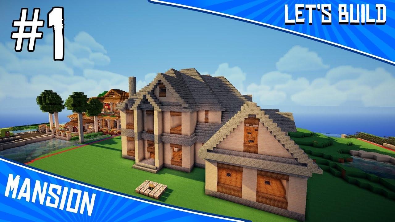 Build Victorian Mansion