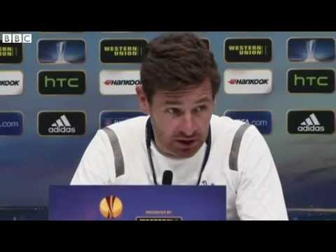 NEWS Sport - Villas-Boas says Inter Milan are best team left in Europa League