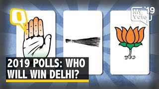 2019 Polls: Who Will Win Delhi?   The Quint