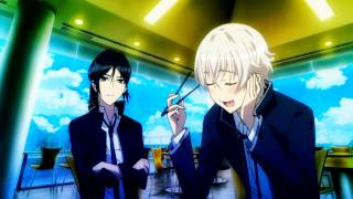 K-Project ~ Super Psycho Love {Kuroh x Yashiro}