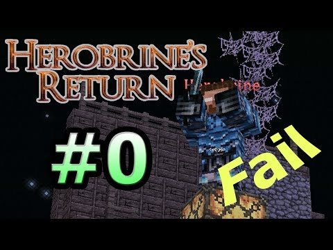Tackle⁴⁸²⁶ [Fail]Herobrine's Return (Minecraft Adventure)[TH] #0