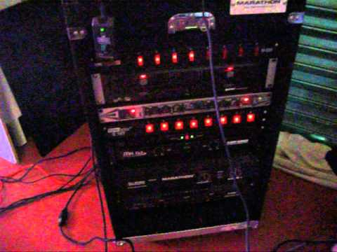 Sonido Completo Equipo Profesional Para DJ